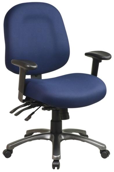 Mid Back Ergonomic Desk Chair [8512] -1
