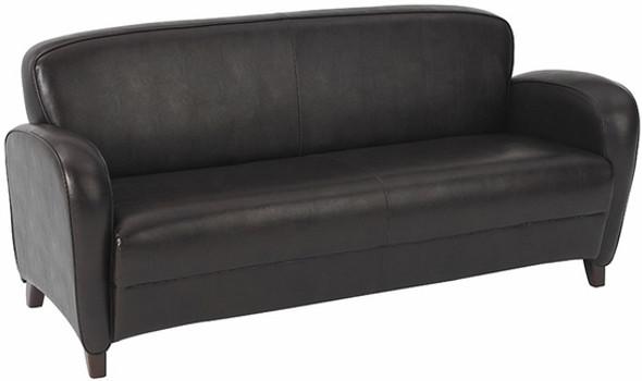 Eco Leather Mocha Lounge Sofa [SL2373] -1