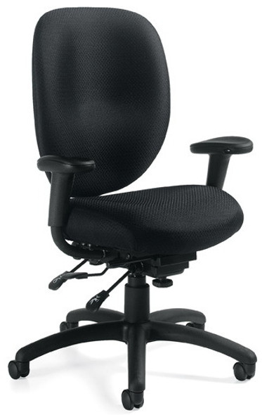Multi-Tilt Ergonomic Office Chair [11653] -1