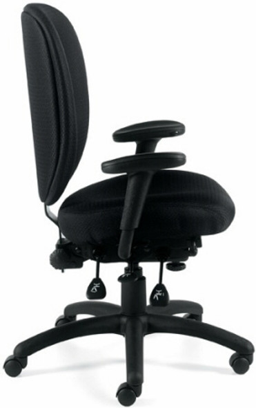 Multi-Tilt Ergonomic Office Chair [11653] -2