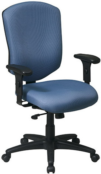 High Back Office Chair with Adjustable Tilt Lock [41572] -1