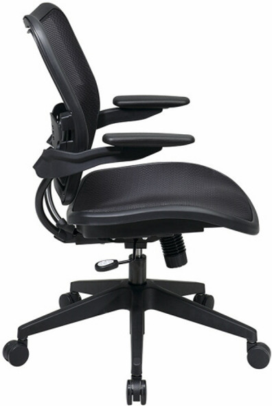 Office Star Air Grid® Full Mesh Office Chair [13-77N1P3] -2