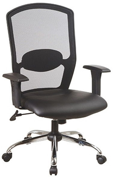 Office Star Screen Back Executive Mesh Chair [583814] -1