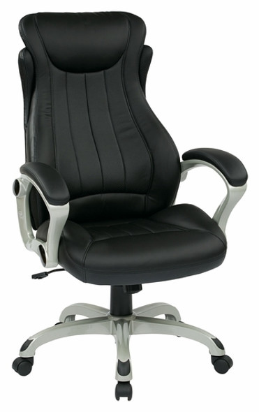Contemporary Eco Leather Executive Office Chair [ECH31826] -1