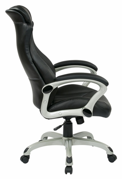 Contemporary Eco Leather Executive Office Chair [ECH31826] -2