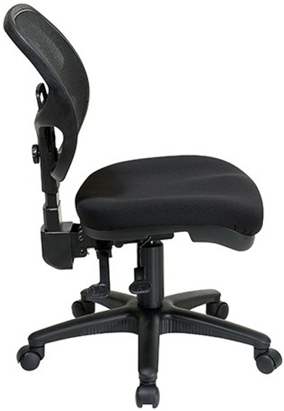 Office Star Multi-Task Armless Mesh Chair [2902] -2