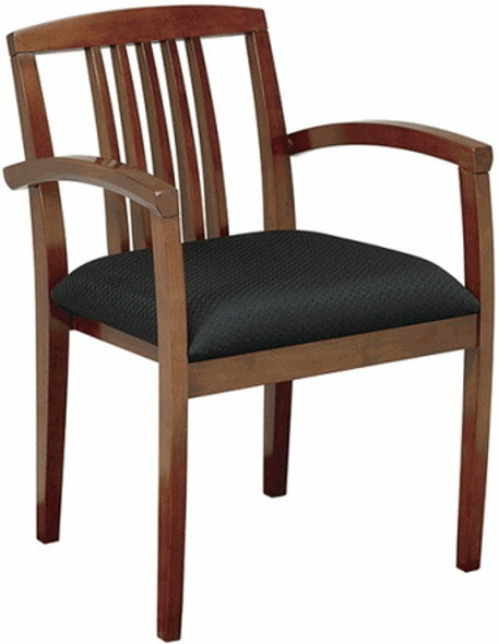Office Star Slat Back Wooden Office Chair [KEN-991] -1