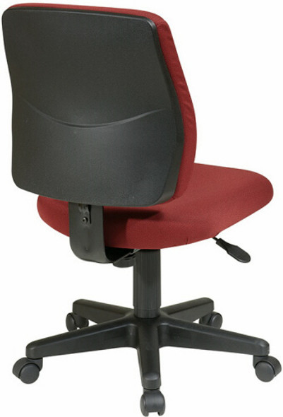 Office Star Task Chair with Back Height Adjustment [33101] -2
