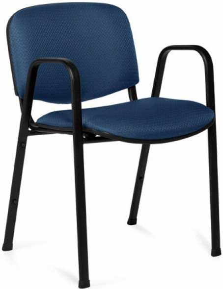 Offices To Go™ Upholstered Stacking Chairs [11703] -1