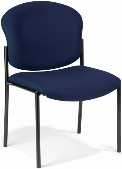 OFM Armless Stacking Office Chair [408] -2