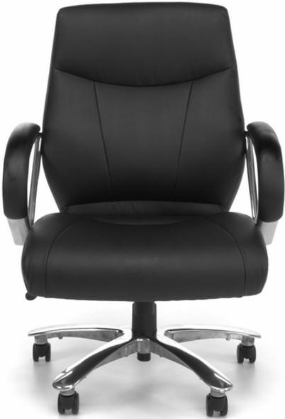 OFM Avenger Big and Tall Chair [811-LX-BLK] -2