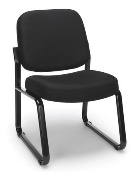OFM Armless Fabric Office Reception Chair [405]