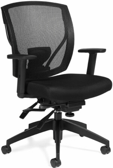 Offices To Go™ Ergonomic Mesh Back Office Chair [2803] -1