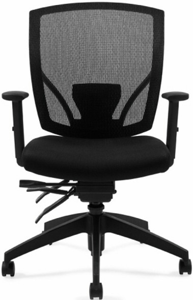 Offices To Go™ Ergonomic Mesh Back Office Chair [2803] -2
