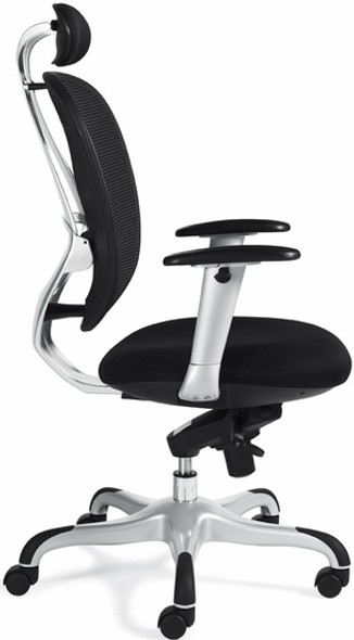 OTG Ergonomic Mesh Chair with Optional Headrest [11691] -2