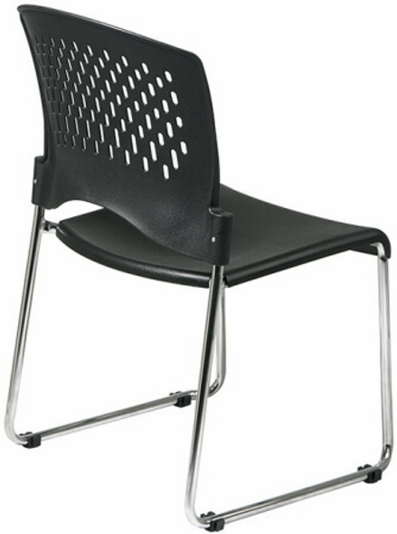 Plastic Stackable Chairs [STC865C2] -2