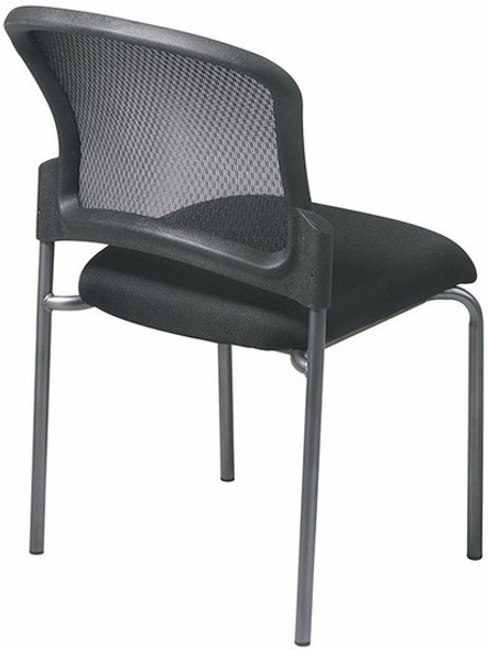Pro Grid Mesh Armless Guest Chair [86724] -2