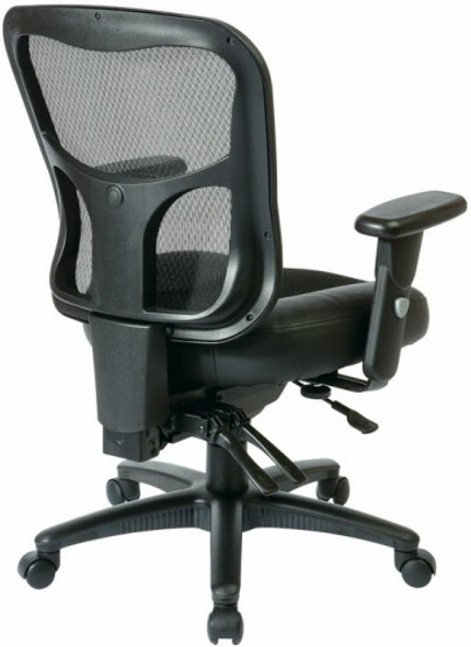 Office Star ProGrid® Back Mesh Managers Chair [98346] -2