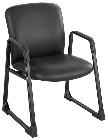 Safco 500 lb. Capacity Bariatric Guest Chair [3492BV]