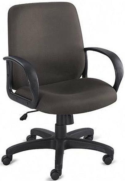 Safco Poise Mid Back Executive Chair [6301] -2