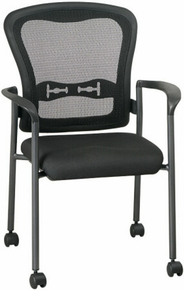 Screen Back Mesh Stack Chair [84510] -2