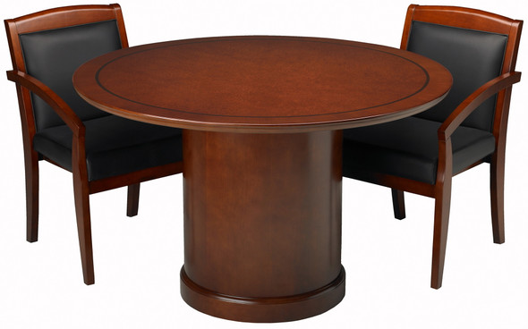 Sorrento 48 Inch Round Pedestal Tables [SCR48ESP]
