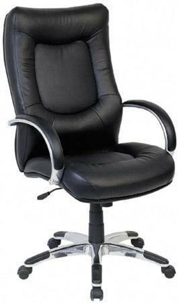 Lorell Stonebridge Leather Executive Chair [60505] -1