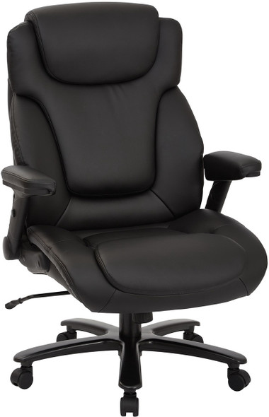 Leather High Back Big & Tall Chair [39200]