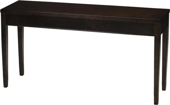 Mayline Sorrento Sofa Table Espresso Veneer [SSFAESP]-1