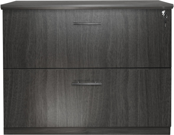 Mayline Medina Lateral FFF Gray Steel Laminate [MVLFLGS]-1
