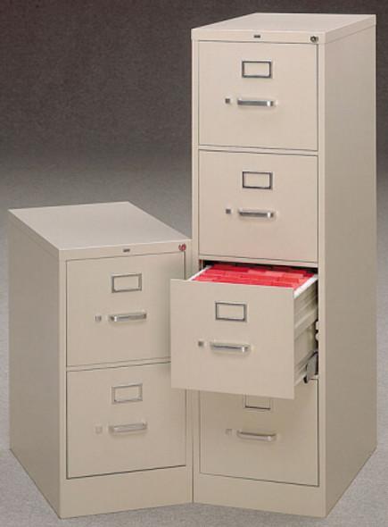 510 Series 2 Drawer HON Filing Cabinet [512P] -2