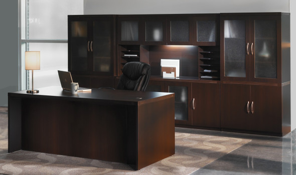Aberdeen Executive Office Desk Set [AT35]