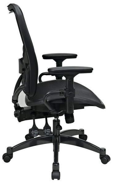 Adjustable Ergonomic Mesh Office Chair [6236] -2