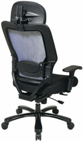 Air Grid® Back Heavy Duty Mesh Office Chair [63-37A773HM] -3