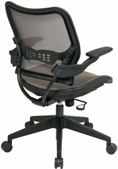 Air Grid Latte Mesh Task Chair [13-88N1P3] -2