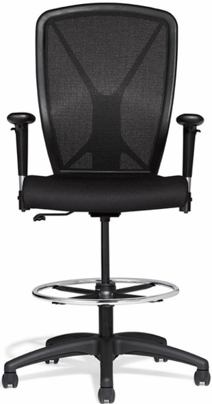 Allseating Fluid Basic Mesh Drafting Chair [82019] -2