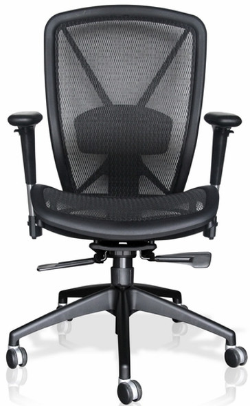 All Seating Fluid Mesh Back Office Chair [81040] -1