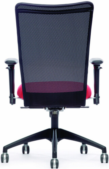 All Seating Inertia High Back Mesh Office Chair [78140] -2