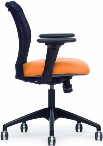 Allseating Inertia Mesh Back Office Chair [78040] -2