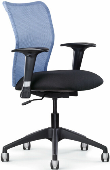 Allseating Inertia Mesh Back Office Chair [78040] -1