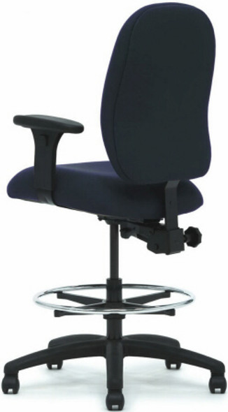 Allseating Presto Series Big and Tall Drafting Chair [52930] -2