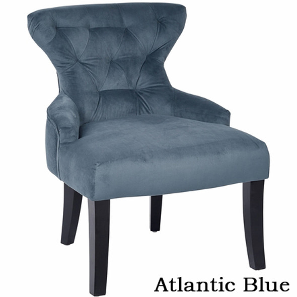 Avenue Six Curves Hourglass Button Tufted Chair [CVS26] -6