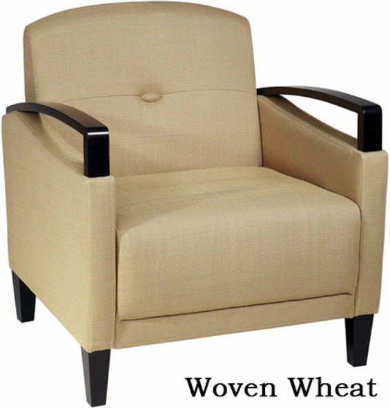 Avenue Six Main Street Upholstered Arm Chair [MST51] -3