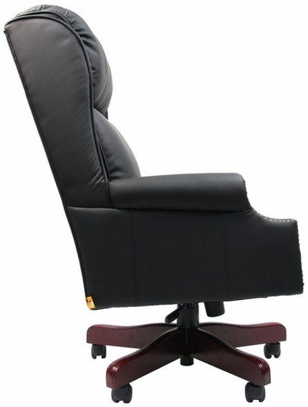Boss Caressoft Traditional Tufted Office Chair [B980] -2