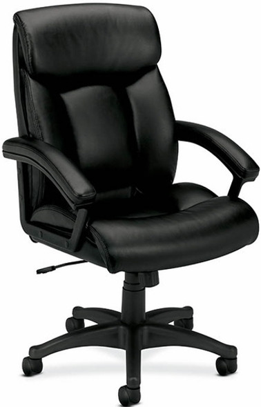 Basyx Leather High Back Office Chair [VL151] -1