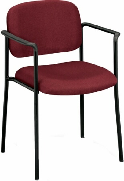 Basyx Upholstered Stackable Chair [VL606] -2