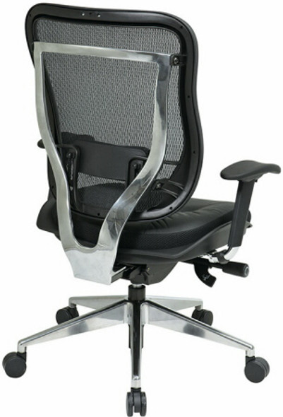 Big and Tall Ergonomic Mesh Chair [818A-41P9C] -2