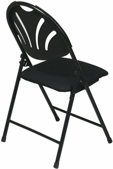 Plastic Fan Back Folding Chairs [FC8100NP] -2