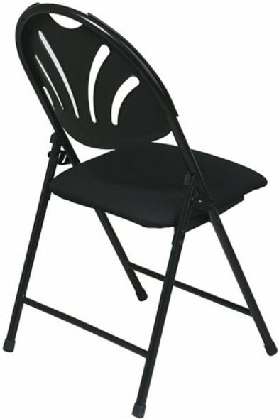 Plastic Fan Back Folding Chairs [FC8100NP] -2