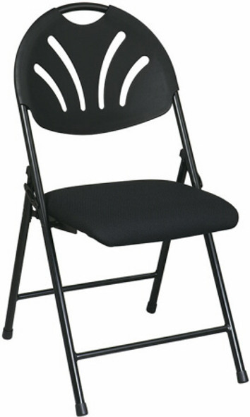Plastic Fan Back Folding Chairs [FC8100NP] -1